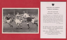 West Germany v Ireland Termath Rot Weiss Essen Kiernan Southampton A117